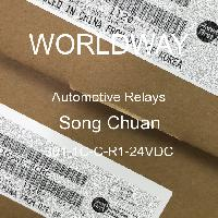 301-1C-C-R1-24VDC - Song Chuan - Automotive Relays