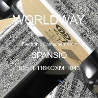 S25FL116KOXMFI043 - SPANSIO