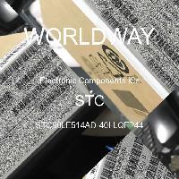 STC90LE514AD-40I-LQFP44 - STC - Circuiti integrati componenti elettronici