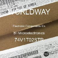 74V1T02STR - STMicroelectronics