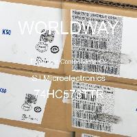 74HC573TTR - STMicroelectronics