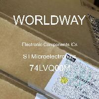 74LVQ00M - STMicroelectronics - IC linh kiện điện tử