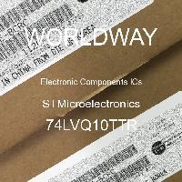 74LVQ10TTR - STMicroelectronics - IC linh kiện điện tử