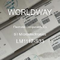 LM1117-S33 - STMicroelectronics - 전자 부품 IC