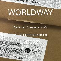 LM2902Y - STMicroelectronics - 전자 부품 IC