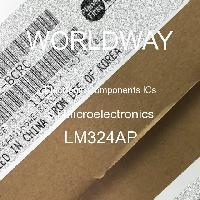 LM324AP - STMicroelectronics - 전자 부품 IC