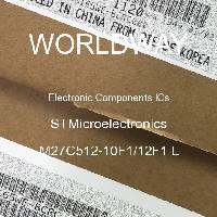 M27C512-10F1/12F1 L - STMicroelectronics