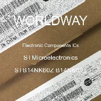 STB14NK60Z B14NK60Z - STMicroelectronics