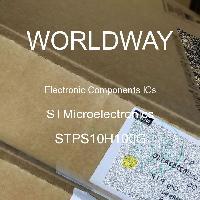 STPS10H100G - STMicroelectronics