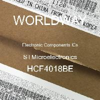 HCF4018BE - STMicroelectronics