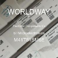 M41T81SM6E - STMicroelectronics