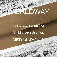 M93S46-MWN6TP - STMicroelectronics