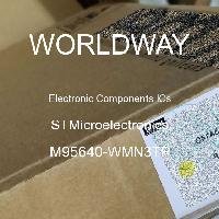 M95640-WMN3TP - STMicroelectronics