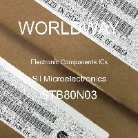 STB80N03 - STMicroelectronics