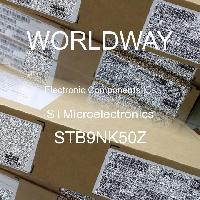 STB9NK50Z - STMicroelectronics