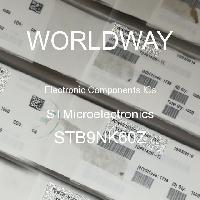 STB9NK60Z - STMicroelectronics