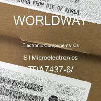 TDA7437-6/ - STMicroelectronics