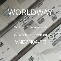 VND7N04-TR - STMicroelectronics