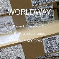 BTA16-600CRWG - STMicroelectronics - Componentes electrónicos IC