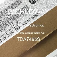 TDA7495S - STMicroelectronics - Electronic Components ICs