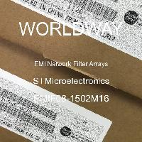 EMIF08-1502M16 - STMicroelectronics - EMI-Netzwerkfilter-Arrays