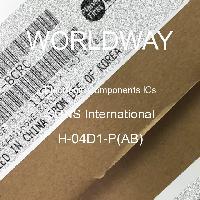 H-04D1-P(AB) - SUNS International - 전자 부품 IC