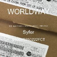 0805Y0250222FCT - Syfer - Condensatoare ceramice multistrat MLCC - SMD