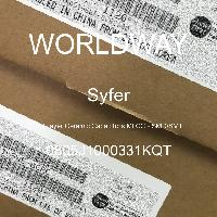0805J1000331KQT - Syfer - Multilayer Ceramic Capacitors MLCC - SMD/SMT