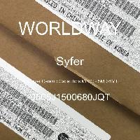 0505J1500680JQT - Syfer - Multilayer Ceramic Capacitors MLCC - SMD/SMT