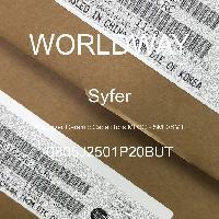 0805J2501P20BUT - Syfer - Multilayer Ceramic Capacitors MLCC - SMD/SMT