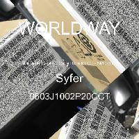 0603J1002P20CCT - Syfer - Multilayer Ceramic Capacitors MLCC - SMD/SMT