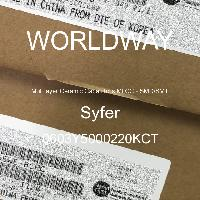 0603Y5000220KCT - Syfer - Multilayer Ceramic Capacitors MLCC - SMD/SMT