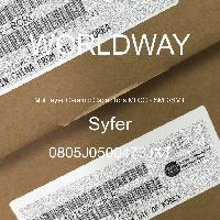 0805J0500473JXT - Syfer - Multilayer Ceramic Capacitors MLCC - SMD/SMT