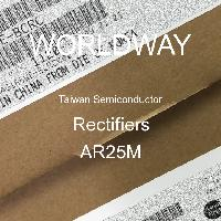 AR25M - Taiwan Semiconductor - redresoare