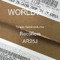 AR25J - Taiwan Semiconductor - Redresseurs