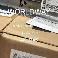 AKU346 - TB Wood's - MEMS-Mikrofone
