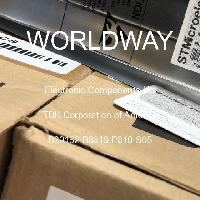 B39162-B8819-P810-S05 - TDK Corporation of America