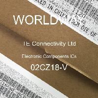 02CZ18-V - TE Connectivity Ltd - CIs de componentes eletrônicos