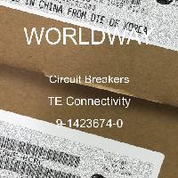 9-1423674-0 - TE Connectivity - サーキットブレーカー