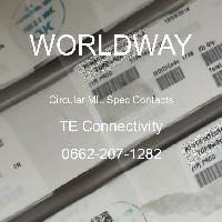 0662-207-1282 - TE Connectivity - サーキュラーミル仕様コンタクト
