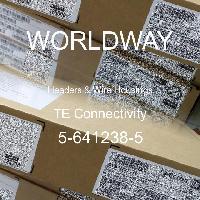 5-641238-5 - TE Connectivity - Header & Rumah Kawat