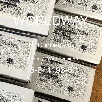 5-641193-6 - TE Connectivity - Header & Rumah Kawat
