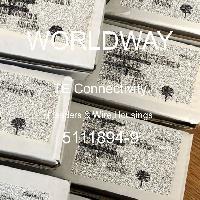 5111894-9 - TE Connectivity - Header & Rumah Kawat