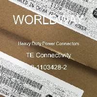 0-1103428-2 - TE Connectivity - Konektor Daya Tugas Berat