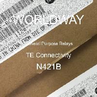 N421B - TE Connectivity - General Purpose Relays