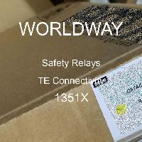 1351X - TE Connectivity - Safety Relays