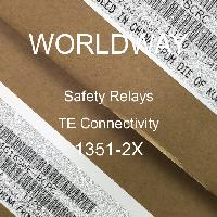 1351-2X - TE Connectivity - Safety Relays