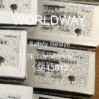 13643012 - TE Connectivity - Safety Relays