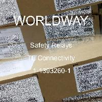 1-1393260-1 - TE Connectivity - Safety Relays