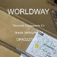 OPA2227UA/U - Texas Instruments